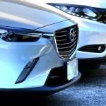 マツダ「CX-3」vs「ヴェゼル」燃費比較!どちらが買いか